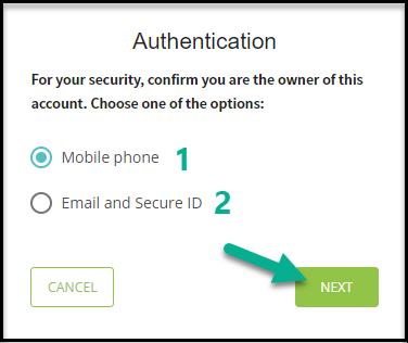 Neteller security check on IqBroker